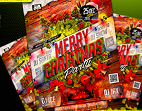 Flyer Merry Christmas Konnekt
