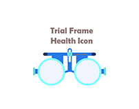 trial frame Health Icon