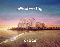 #FindYourFun for Crocs