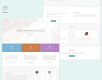 Collabo - A Collaboration Platform for Designers & Devs