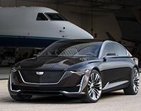 GM Cadillac Escala Concept