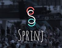 SprinJ iOS Prototype