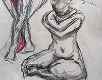 Some Figure Drawings
