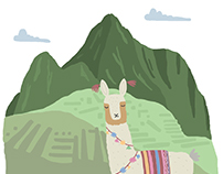 Peru illustration for TripScaper
