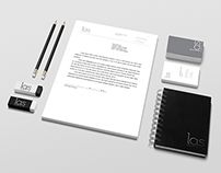 LAS - Logo & Stationary