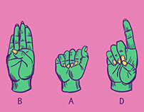 Monster Sign Language