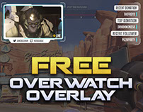 Overwatch Overlay Mega Pack (Free Download)