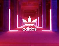 Adidas EQT mood video