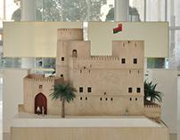 Bait Al Maqham Model