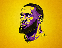 LABron : Lebron James in LalaLand