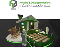 Housing & Development Bank Booth