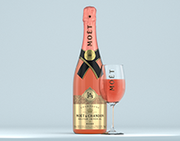 Moët & Chandon — L.E. City Series