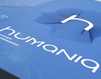 Humaniq tri-fold brochure