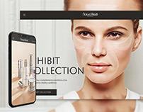 Natura Bissé | Web Redesign 2018