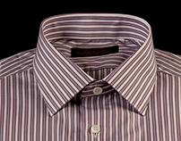 A dress shirt for a Texan client