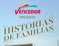 Historias de Familias - Vencedor
