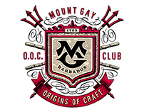 Mount Gay Origin of Craft