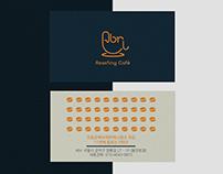 Abri Roasting Cafe Visual ID