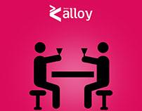 Offline Social Meet - team ALLOY