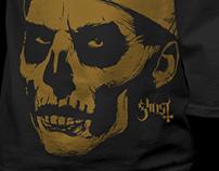 Ghost B.C. T Shirt