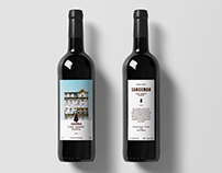 Wine Package and Labels Design