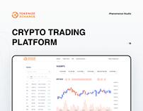 Tokenize Xchange -Cryptocurrency Trading Platfom