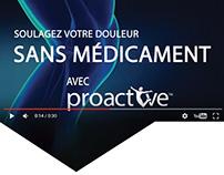Proactive™ branding complet