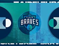 Fubon Braves 台北富邦勇士籃球隊 賽事動畫