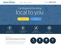 Service4Service London - Responsive Website Design