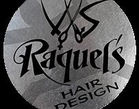 Raquel's Hair Design Logo