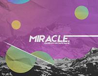 Miracle - Album Cover art