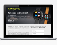 Hannspree - new smart watches