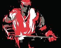 Hockey Sketch