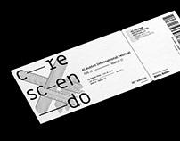 Crescendo - Visual Identity