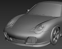 Porsche 911 Turbo (996) Model