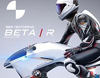 BMW i MOTORRAD. BETA R VISION