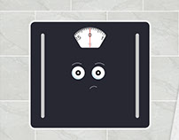 The Worried Weighing Scales - January 2017 Wallpaper