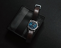 Free Luxury Watch Mockup