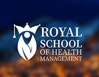 Royal School Of Health Management | Identity Branding