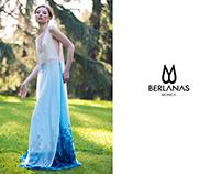 Monica Berlanas Visual identity