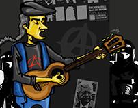 Jaime Guevara - ilustración digital