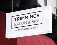 TRIMMINGS Salon & SPA