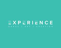Logo for EXPERIENCE Dance Studio