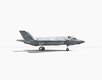 WIRED / F-35B Lightning