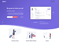 BiXEX | Creative concept for CODE Pilots