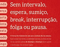 Anúncio - Jornal do Commercio