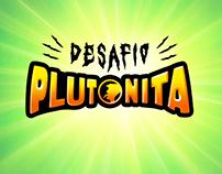Landingpage - Promoção de Plutonita 2015