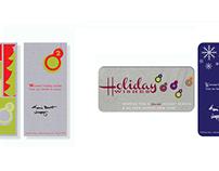 O2 Marketing Group Christmas Cards