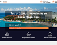Full Hoteles | Web Design