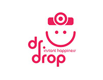 Dr. Drop - Winner - Logo Design Contest